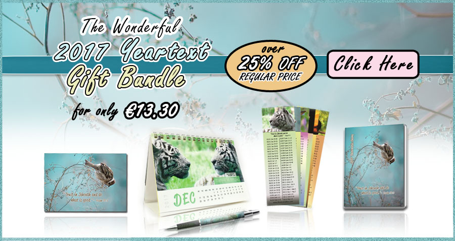 2017 Yeartext Bundle Banner for JWs