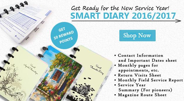 Main Banner 6 - Smart Diary