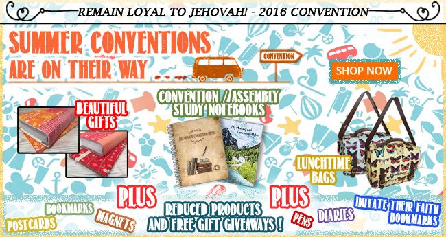 Main Banner - Summer Convention