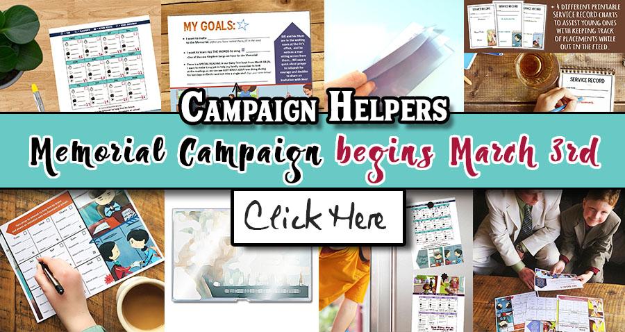 Main Banner - 2018 Campaign Helpers - EN