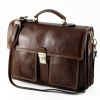 Capernaum - Man's Leather Bag