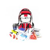 2 Person Go Bag with Rucksack