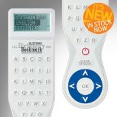 Electronic Dictionary Bookmark Bilingual