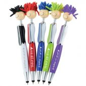 Mop Head Stylus Pen, with Screen-Cleaner - Preview