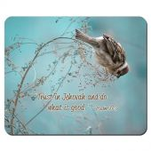2016 Year Text Mouse Pad