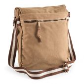 David - Messenger Canvas Bag (Unisex)