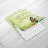 2018 Wonders of Creation Wall Calendar