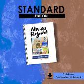 Always Rejoice 2020 Children's Notebook