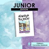Always Rejoice 2020 Children's Notebook PDF