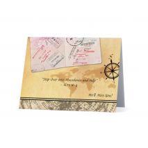 Macedonia - Greeting Card