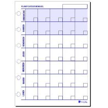 Refill - Monthly Planners