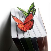 3D Butterfly Bookmark from 2 MinistryGallery.com