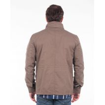Men's Outdoors Canvas Jacket by Brakeburn 3