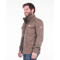 Men's Outdoors Canvas Jacket by Brakeburn 2