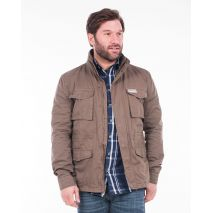 Men's Outdoors Canvas Jacket by Brakeburn at MinistryGallery.com