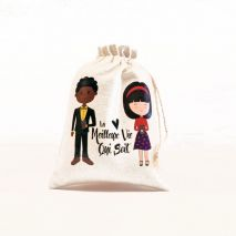 """The Best Life Ever"" Children's Gift Bag - French"
