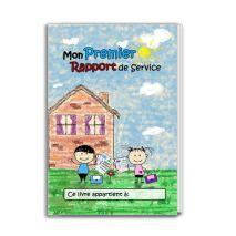 Mon Premier Rapport de Service pour Enfants - PDF / Fichier Image 4
