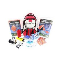1 Person Deluxe Go Bag with Rucksack