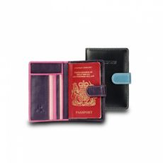 Travel Passport Holder - Leather