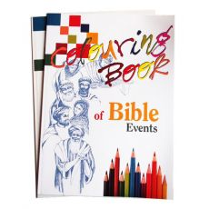 Bible Fun - Colouring Book