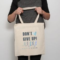 "2017 ""Don't Give Up!"" Convention Tote Bag"