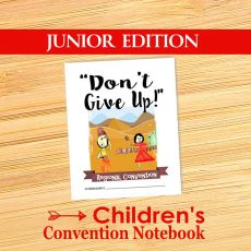 Children's 2017 Convention Notebook (Junior Edition)