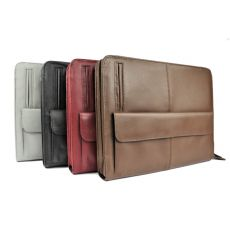 Service & Meeting Leather Portfolio