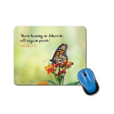 2018 Yeartext Mouse Pad by Ministry Gallery