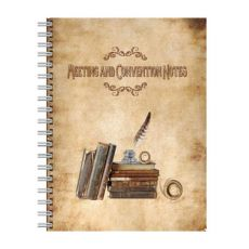 Meeting & Convention Notebook