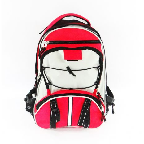 Multi-Pocket Hiker's Rucksack