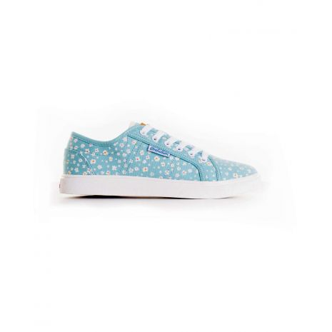 Ditsy Daisy Tennis Shoes