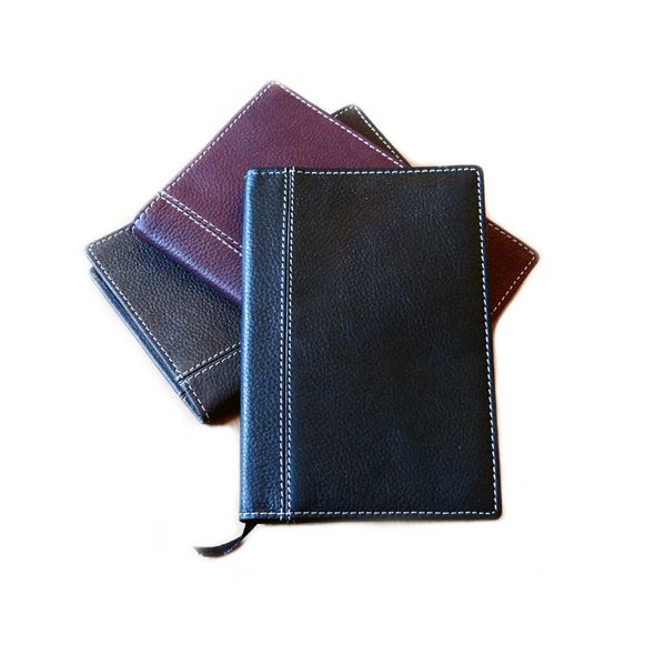 "Song Book Cover ""Sing to Jehovah""- Leather [Small ]"