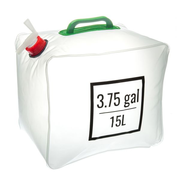 Collapsible Water Carrier with Handle 15 L